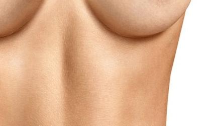 папиллома под грудью