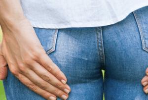 мягкая шишка в заднем проходе у женщин