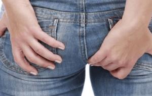 Вылезла шишка в заднем проходе у женщины – это опасно?
