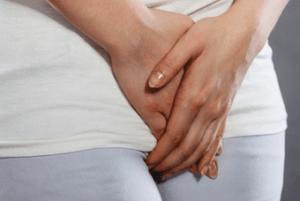 тянущая боль между ног у женщин