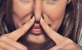 резкий запах мочи у женщин