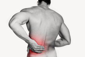Первая помощь при болях в спине
