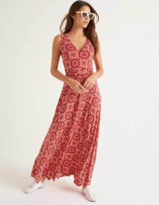 Новое повседневное платье – причина отличного настроения женщины