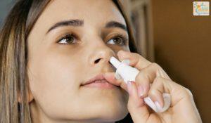 Как выбрать спрей в нос от аллергии?