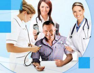 Профилактика заболеваний и контроль здоровья