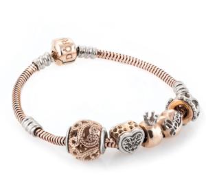 Какими бывают браслеты Пандора?