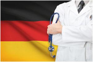 Немецкая медицинская служба опеки интернациональных пациентов